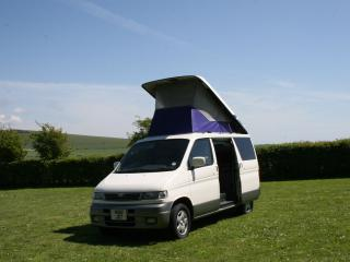 Roof up, get the G&T out and start taking deep breaths of fresh air, your campervan advenutre awaits