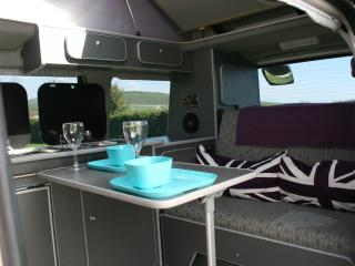 Bongo A Go Go Campervan Hire, Shoreham-by-Sea