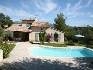 Villa Provencale swim pool,10mn from sea,nearVence, La Gaude