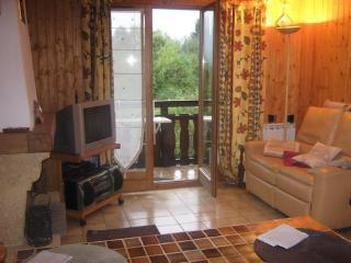 appartement duplex, Mont Saxonnex