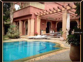 Vacances Marrakech la Setifa golf amelkis