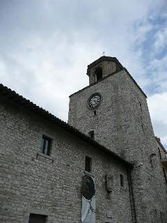 torre civica gualdo tadino