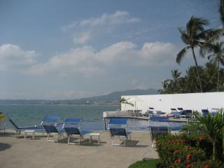 2 Bedroom, Beach front, Colibri Condo's, Bucerias,