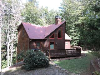 3 Bedroom 3 Bath Cabin with Game Room, Hot Tub & Internet in the Coosawattee, Ellijay