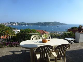 Villefranche Rental with Amazing Seaviews, Garden, Terraces