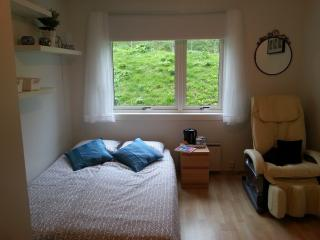 Two relaxing rooms close to Bergen centre