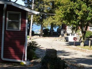 My Grandma's Cottage--one row off Geneva Lake