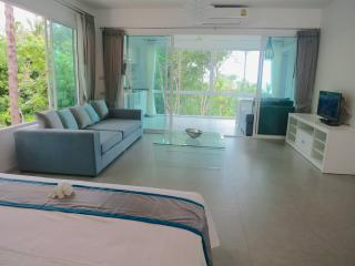 Padel Phangan 1Bedroom Suite corner wing, Ko Pha Ngan