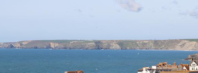Across to Trevose Head Lighthouse