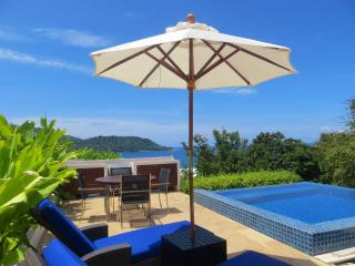 Honeymoon 1 Bed Private Pool OceanView Penthouse, Kata Beach