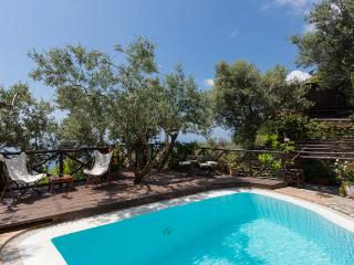Spectacular 4 bedroom villa on the Amalfi Coast, Positano