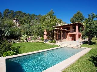 Villa Juana Petit con vistas, Pollença