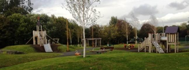 Ruane Park just a sort walk away