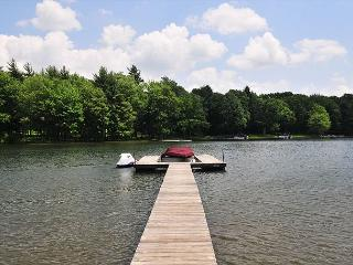 Captivating 2 Bedroom cottage offers amazing lakefront with a private dock!, Swanton
