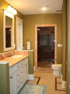 Master Bathroom - 1st Floor Main House