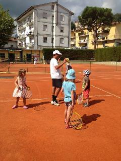 Tennis in Amandola
