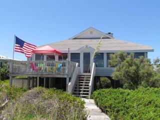 "1602 Palmetto Blvd - "" The Original Sea Oats- Up"", Isla de Edisto"