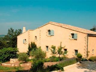 Le Prieure villa rental provence luberon france, Villaries