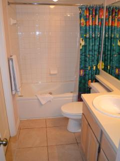 Bath W/Jacuzzi Tub