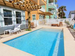 Brew Lagoon, 5 bedrm home at Village Walk with private pool and gulf views!