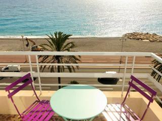 1 Bedroom Apartment Promenade With Amazing Seaview, Nizza
