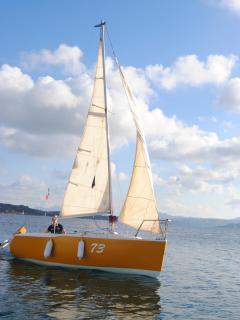 Barca a vela (secondo accordo).