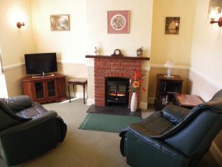 Comfortable Quiet Living Room
