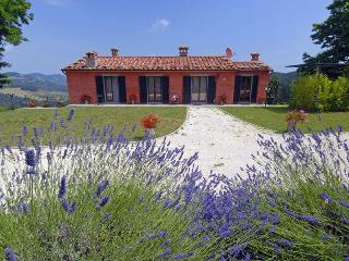 Villa in Tredozio, at the border to Tuscany, Italy, Marradi