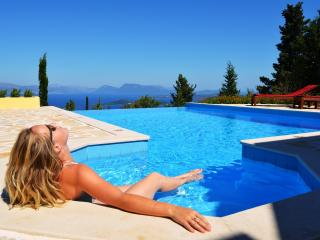 Villa Gabriella Lefkada.  Ionian luxury.  Immerse yourself.