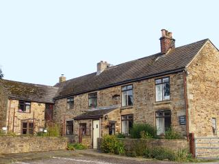 3 bedroom traditional farmhouse, Peak District