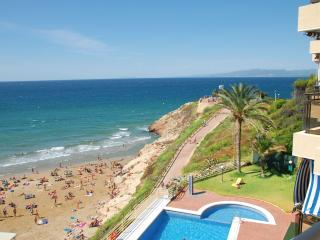 Apartment with amazing sea views in Salou