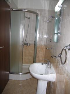 Modern bathroom (off main bedroom)