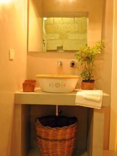 La Doppia Stella - particolare bagno