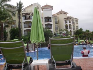 Luxury 3 bed apartment in Marriott Playa Andaluza, Estepona