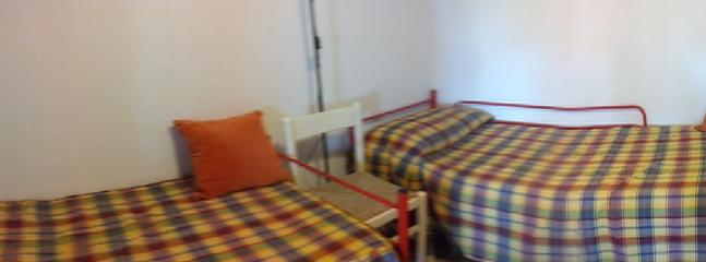 camera letto con letti singoli