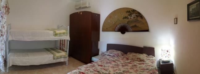 Camera letto - panoramica
