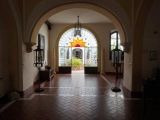 Patio en casa   palacio  junto Mezquita, Córdoba