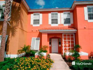 Fabulous VIP ORLANDO Villa with splash pool and 3 bedrooms - Yellow 3em05, Four Corners