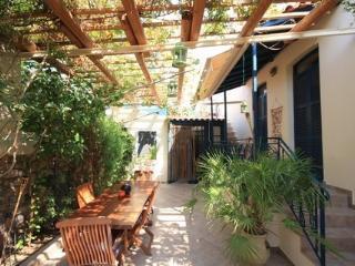 Versteckte Juwel Ägina Stadt, Aegina
