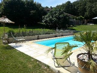 Friendly Farm House With Heated Salt Water Pool, Brantome