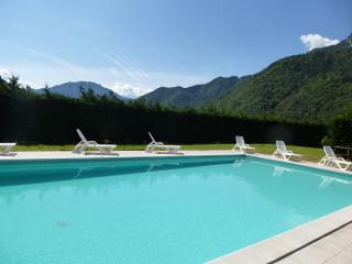 Residence Silvana con piscina, Ledro