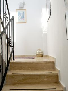 Stairwell to Apartment