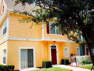 Comfortable and Safe VIP ORLANDO 4 bed Villa at Seven Dwarfs- Spilgold 4jv01, Kissimmee