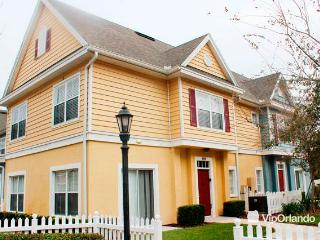 Comfortable and Safe VIPORLANDO 4 be Villa at Seven Dwarfs Yellowgold 4mw01, Kissimmee