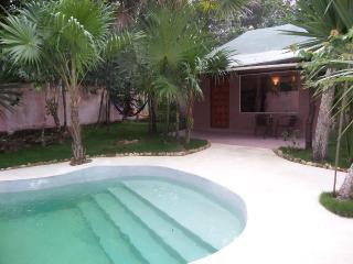 Cabaña 2 y spa en la selva de oferta especial, Puerto Morelos