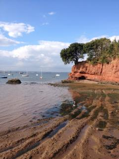 A view from Lympstone harbour just 10 minutes drive from the cottage
