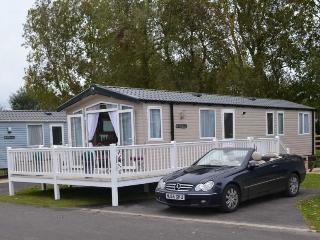 Burnham-On-Sea Platinum Luxury with Veranda Deck