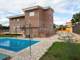 casa individual piscina barbac
