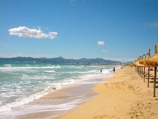 Piso a 1 minuto de la Playa, El Arenal