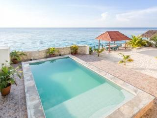 Las Iguanas - Seaside Oasis, Large Ocean Facing Pool, Ocean Views, Cozumel